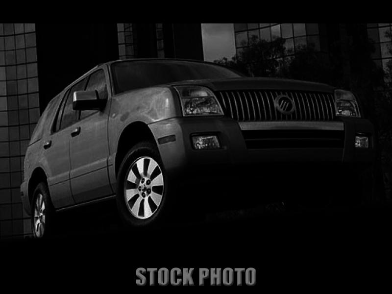 Used 2007 Mercury Mountaineer V6