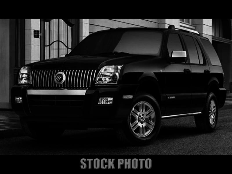 Used 2009 Mercury Mountaineer Premier