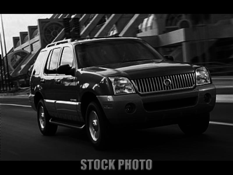 Used 2002 Mercury Mountaineer