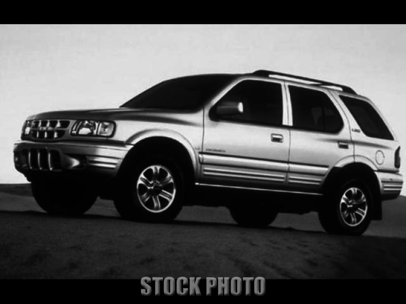 Used 2001 Isuzu Rodeo Sport LSE