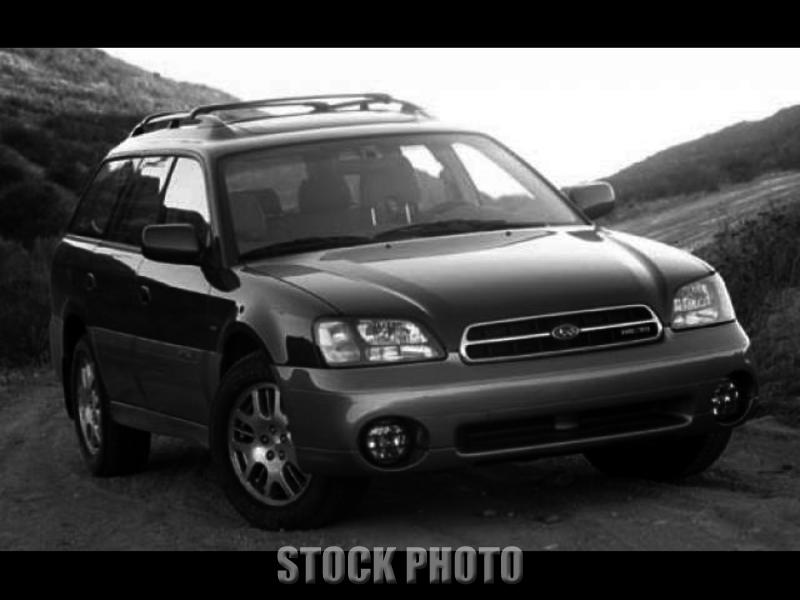 2004 Subaru Outback Wagon 4-Door 2.5L AWD