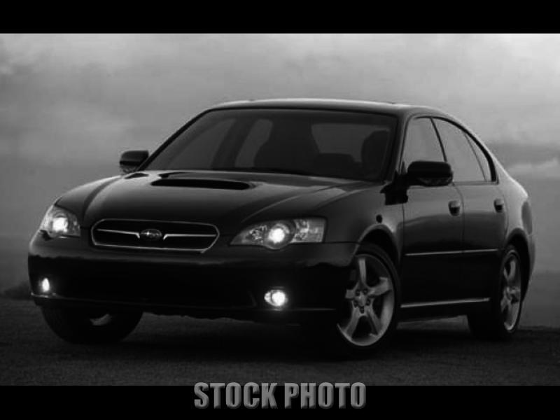 Used 2005 Subaru Legacy 2.5 GT LIMITED