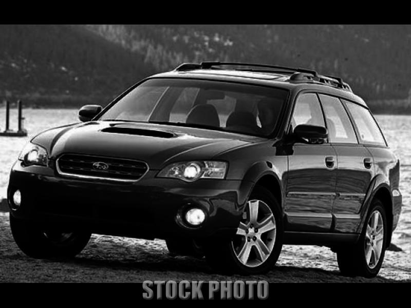 Used 2007 Subaru Legacy Wagon Outback XT Ltd (4dr H4 Turbo AT Outback XT Ltd)