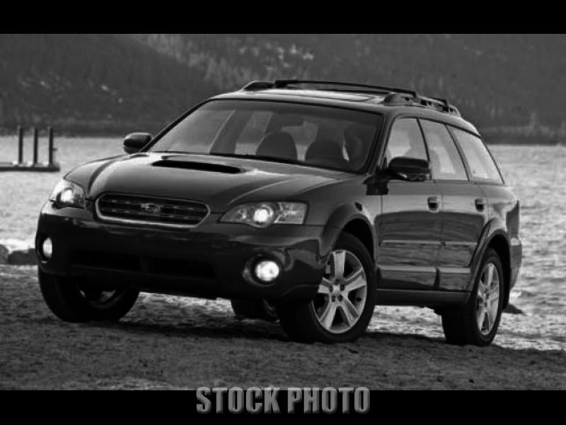 2005 Subaru Outback XT Limited Wagon 4-Door 2.5L