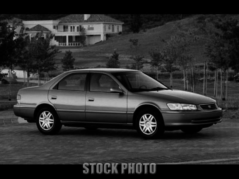 Used 2001 Toyota Camry