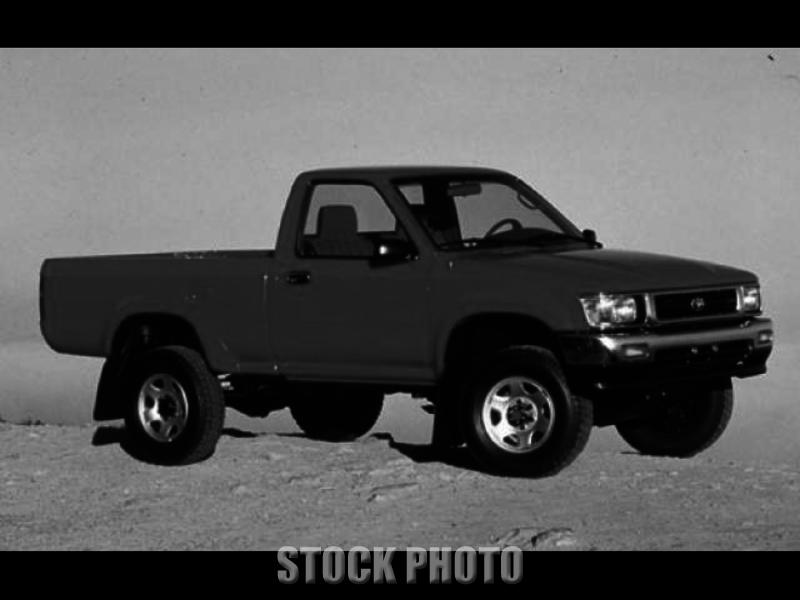 Used 1995 Toyota 4WD Pickups DX