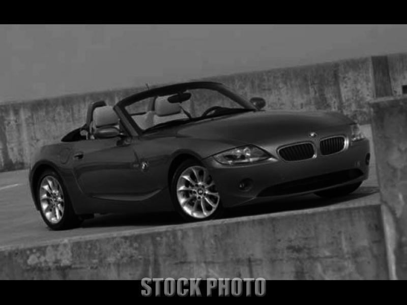 Used 2004 BMW Z4 2.5i