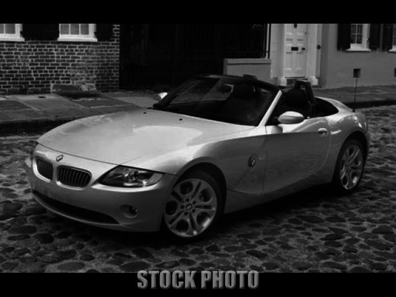 Used 2005 BMW Z4 2.5i