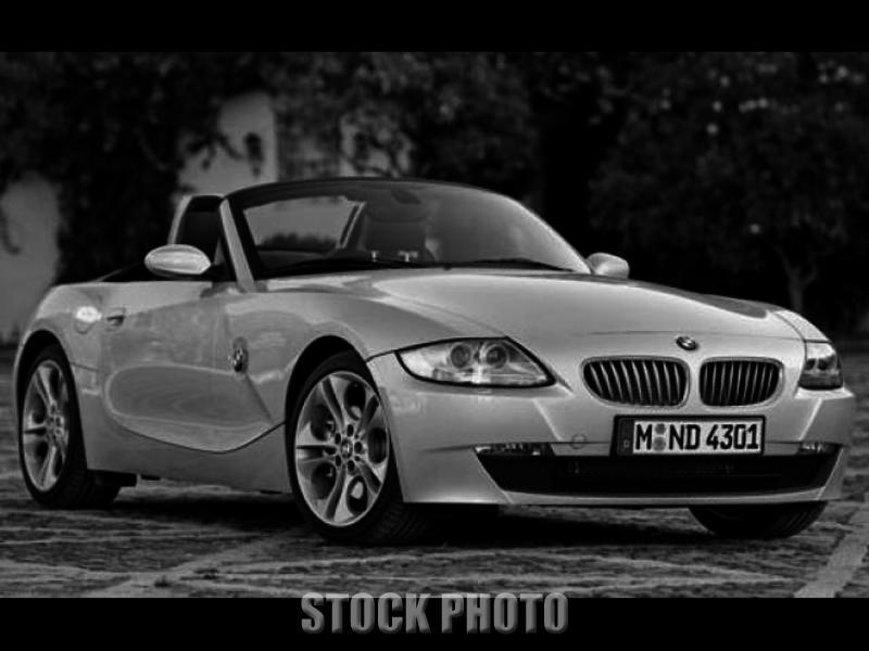 Used 2007 BMW Z4 3.0i