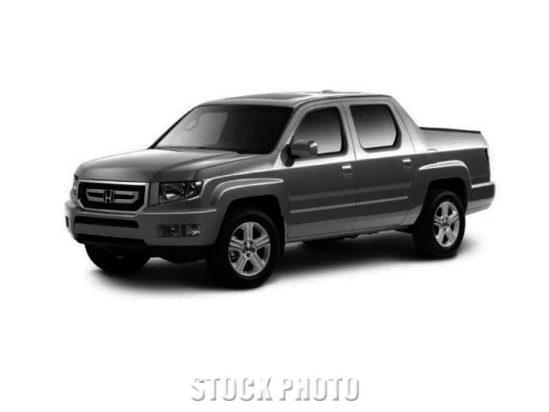 2011 Honda RidgeLine RTL w/fully transferrable warranty ~ SALE PENDING
