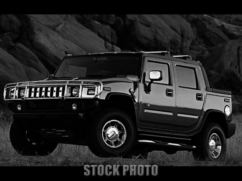 2007 Hummer H2 Base Crew Cab Pickup 4-Door 6.0L