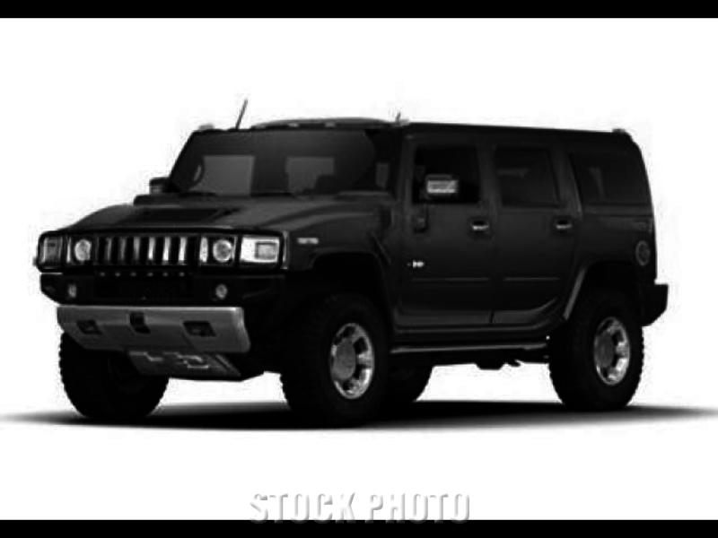 Used 2008 HUMMER H2 SUV