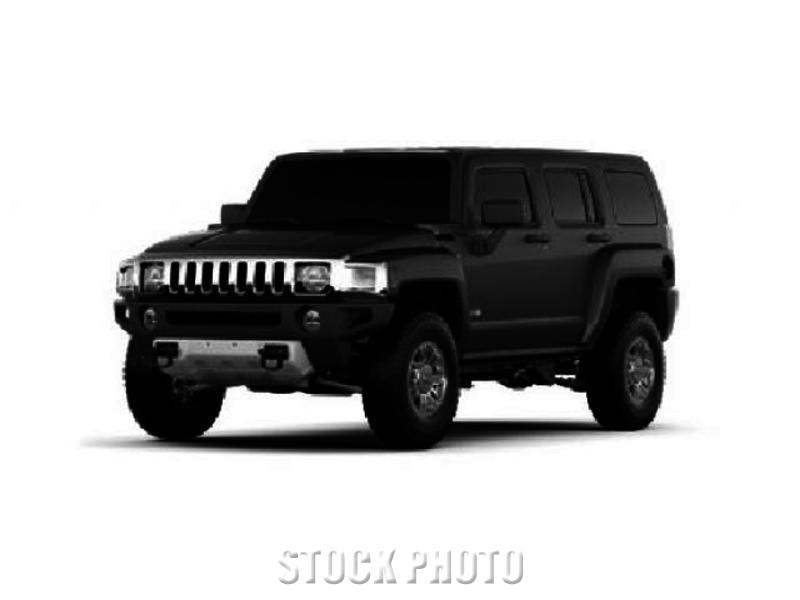 Used 2010 Hummer H3 SUV BASE