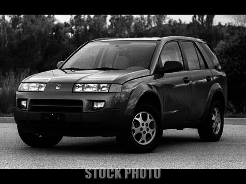 Used 2003 Saturn VUE AWD V6