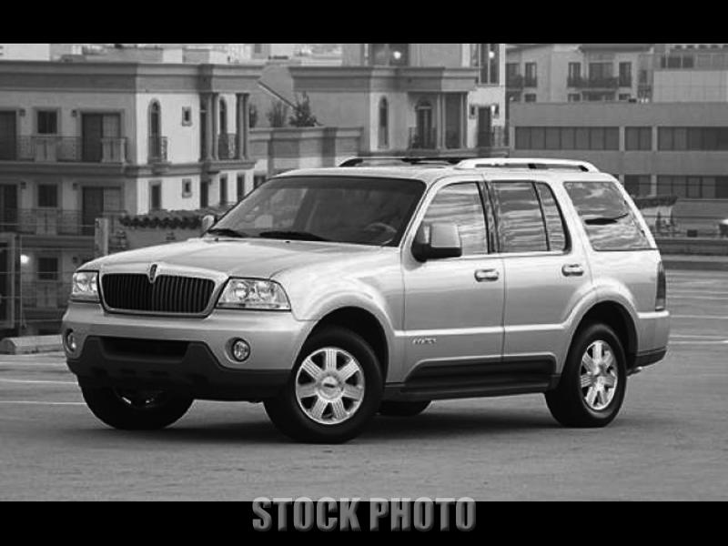 Used 2004 Lincoln Aviator Luxury Sport Utility