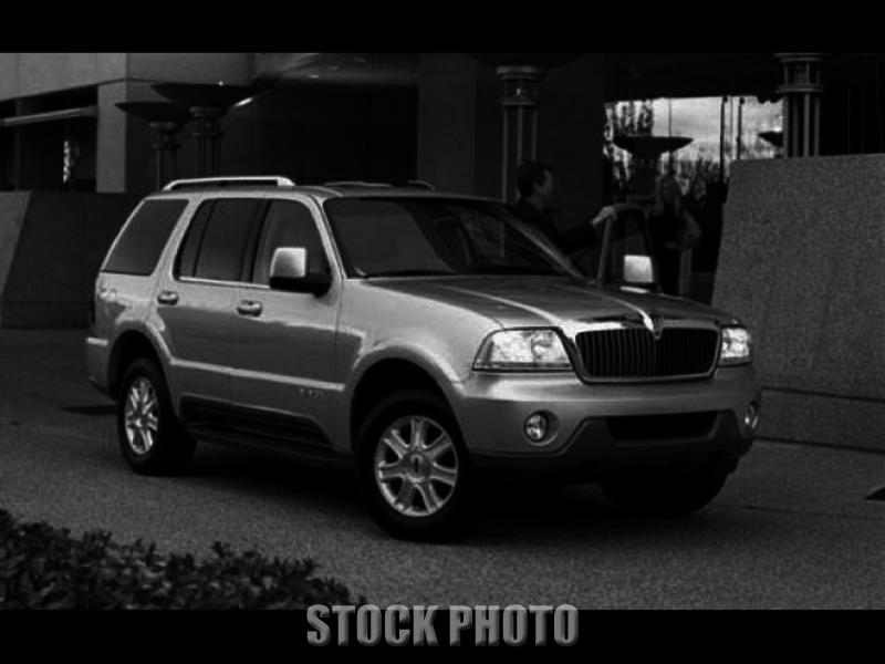 Used 2003 Lincoln Aviator Premium