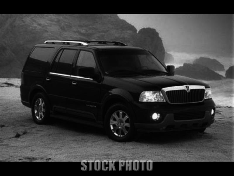 Used 2003 Lincoln Navigator Ultimate 2WD