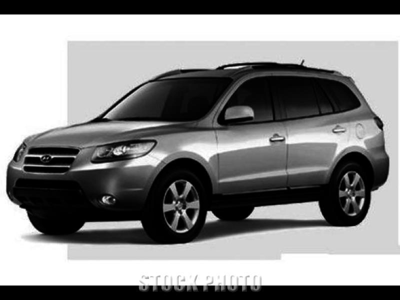 Used 2008 Hyundai Santa Fe Limited