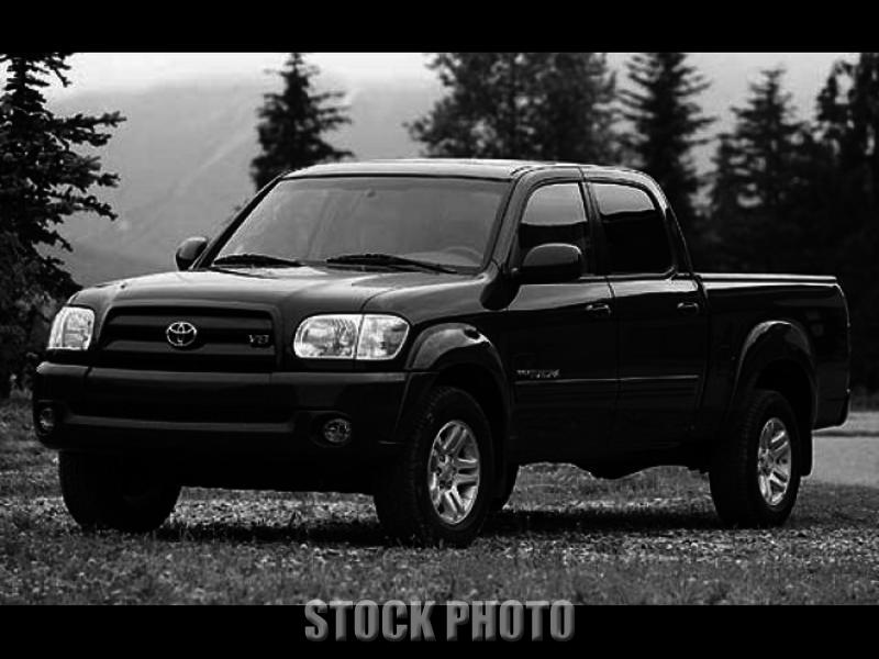 Used 2006 Toyota Tundra Double Cab Limited Pickup 4D 6 1/2 ft