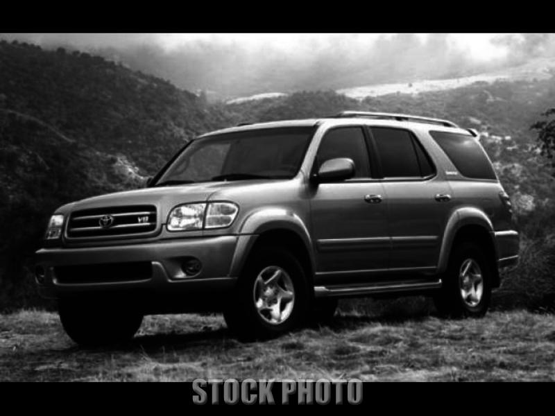 Used 2001 TOYOTA Sequoia-V8