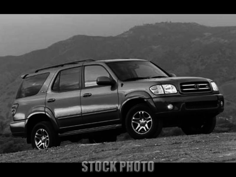 Used 2005 Toyota Sequoia Limited V8