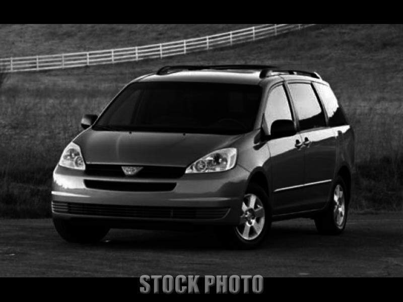 Used 2004 Toyota Sienna