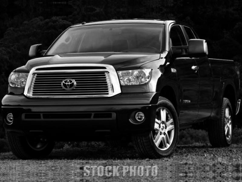 Used 2011 toyota tundra 4WD Double Cab Standard Bed 5.7L V8 Limited (Natl)
