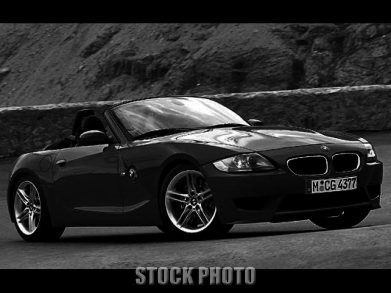 Used 2006 BMW Z4 M Roadster