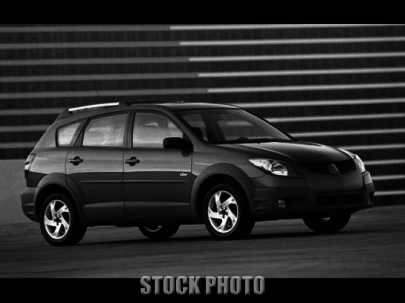 Used 2003 Pontiac Vibe AWD