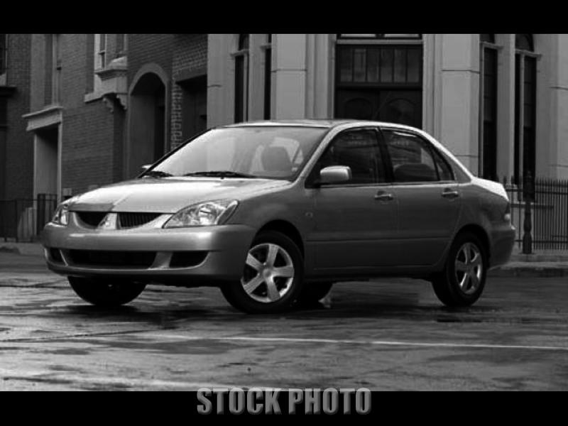 Used 2004 Mitsubishi Lancer 4dr Sdn Auto