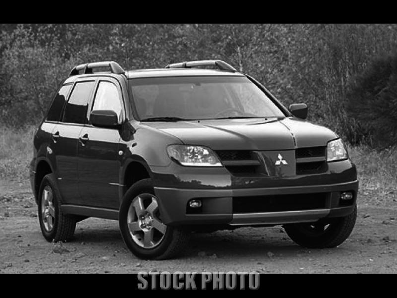 Used 2003 Mitsubishi Outlander XLS