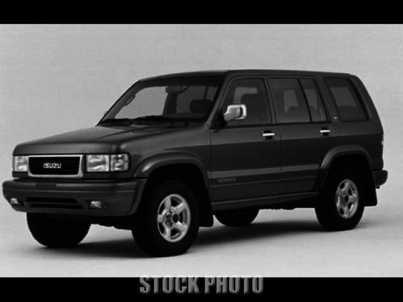 Used 1995 Isuzu Trooper Limited Edition