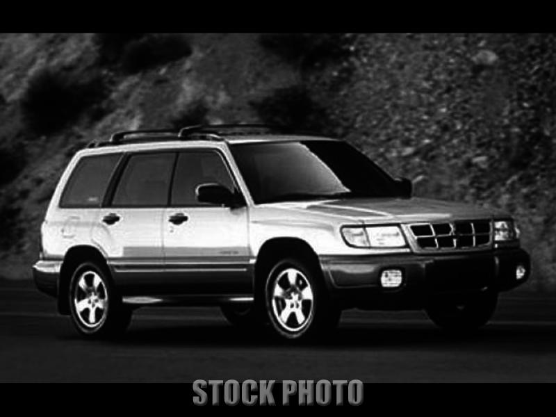 Used 2000 Subaru Forester L All Wheel Drive 5 Speed