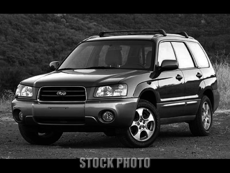 Used 2005 Subaru Forester 2.5XS