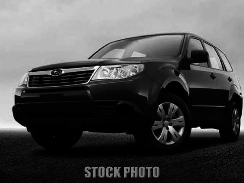 Used 2009 Subaru Forester 2.5 X