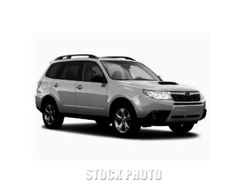 Used 2009 Subaru Forester 4dr Auto X w/Premium Pkg PZEV