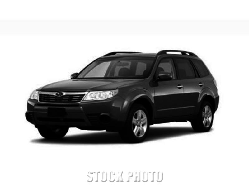 2010 SUBARU FORESTER AWD 2.5X SUNROOF HTD SEATS 40K MI TEXAS DIRECT AUTO