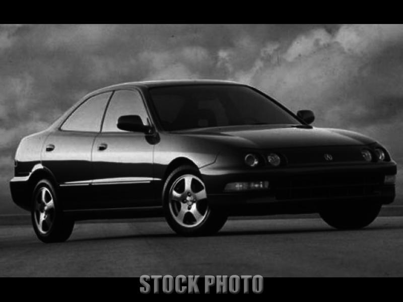 1999 Acura Integra GS-R Sedan 4-Door 1.8L
