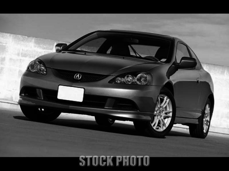 Used 2006 Acura RSX Coupe with 5-speed AT and Leather