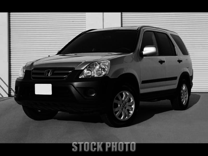 Used 2006 Honda CR-V LX AT 4WD