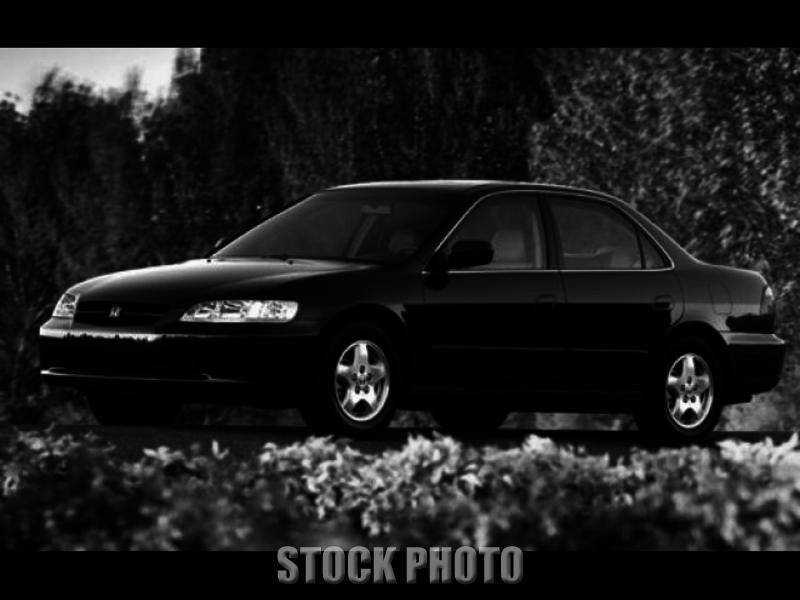 Used 2000 Honda Accord Sdn EX w/Leather