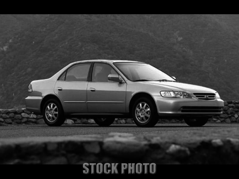Used 2002 Honda Accord Sdn SE