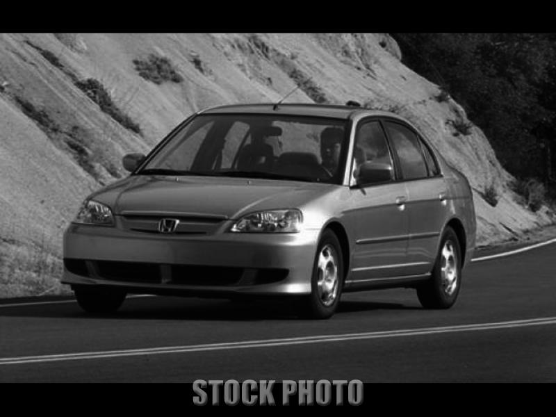Used 2003 honda civic Hybrid