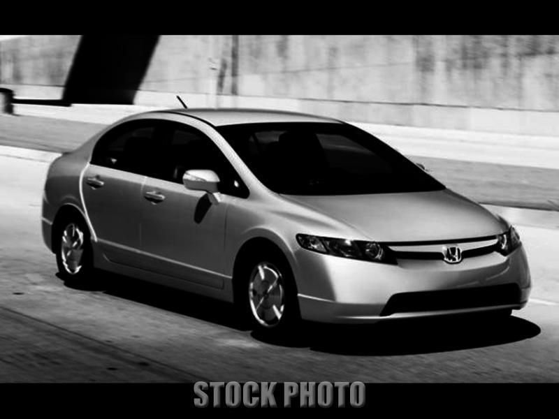 Used 2007 Honda Civic Hybrid Hybrid