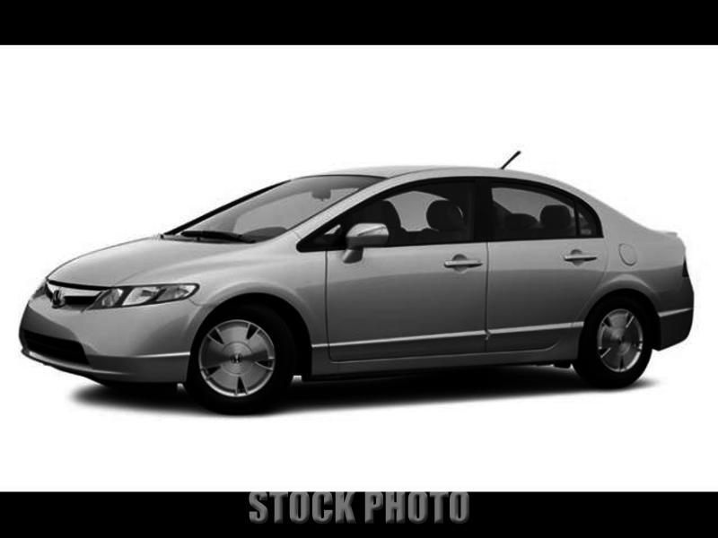 Used 2008 honda civic hybrid CVT Automatic