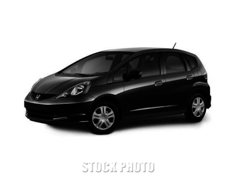 Used 2009 Honda Fit 5dr HB Man