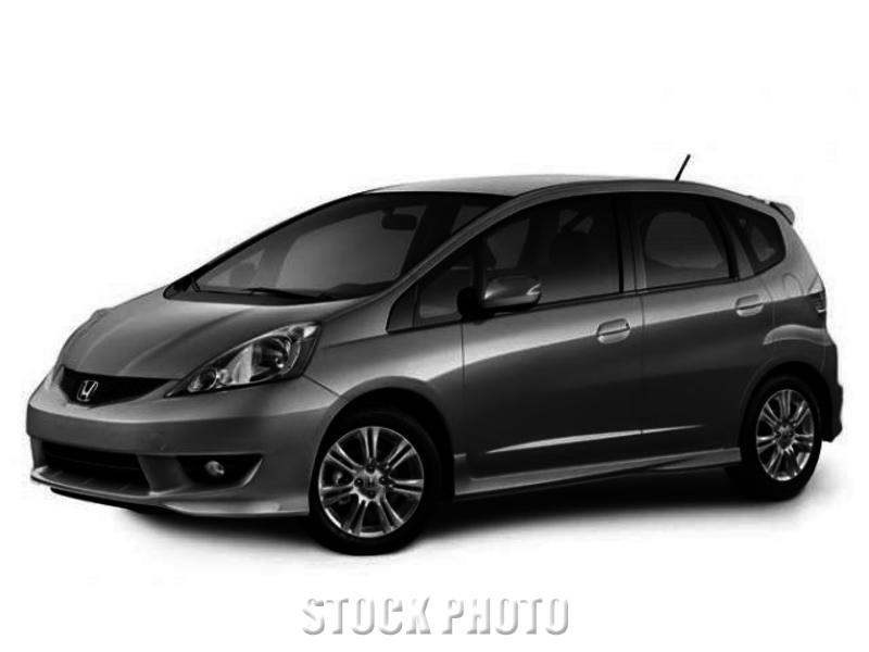 Used 2010 Honda Fit 5dr HB Man Sport