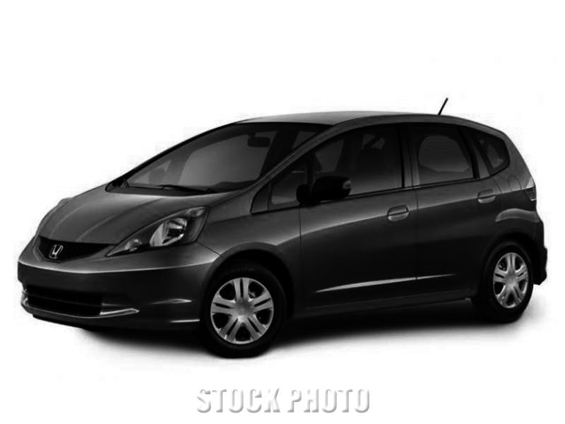 Used 2010 Honda Fit 5dr HB Auto