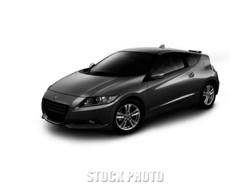 Used 2011 Honda CR-Z 3dr CVT