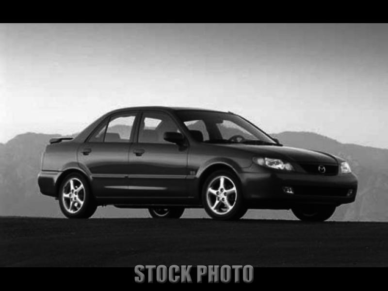 Used 2002 Mazda Protege DX